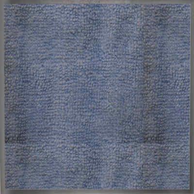 Stoffe-Leder-Sondermaterial | Bespannung Mikrosotff Blau