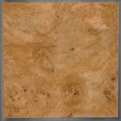 Holz ist heimelig   Furnier Eiche Maser
