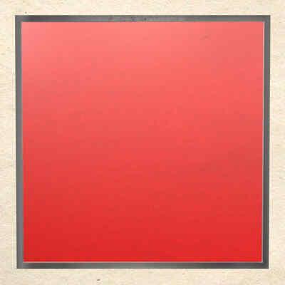 Acrylglas-VSG-ESG | Glas Mit Farbfolie Rot