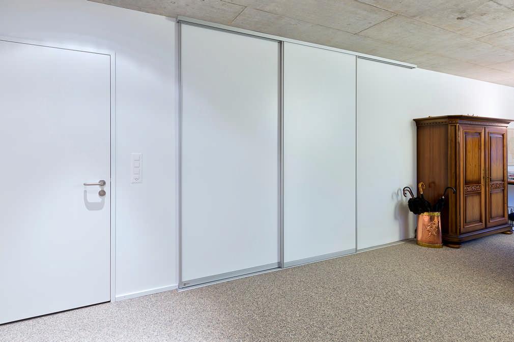 Schiebetür als Raumteiler | Schiebetüren als Raumteiler für Büro Archiv Zollikon 0