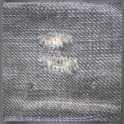 Stoffe-Leder-Sondermaterial | Stoffbespannung Jeansstoff
