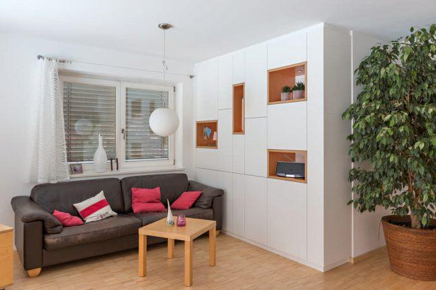 Wohnwand Schrank kombination 0