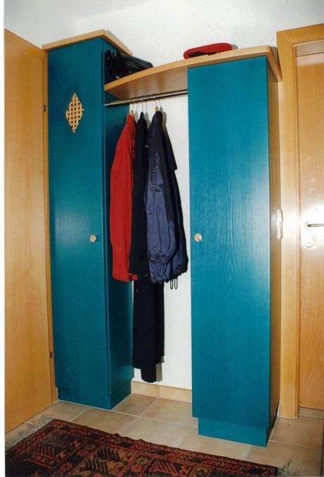 31 Garderobe